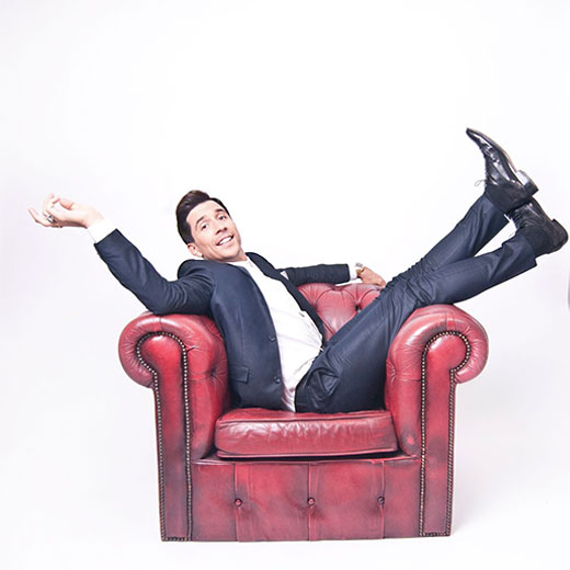 Russell Kane - Comedian