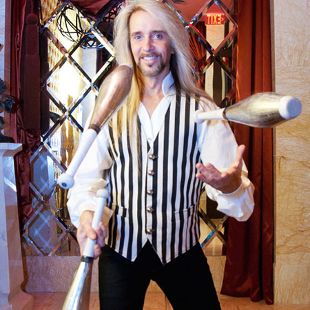 August Entertainment - Comedy Juggler