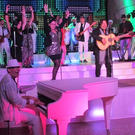 Rony B - Mallorca Party Band