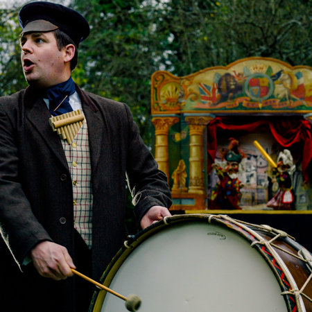 David Wilde - Victorian Punch & Judy Show