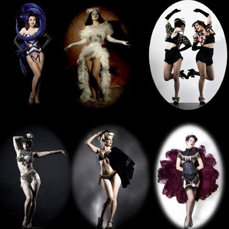 Voodoo De Luxe - Burlesque Cabaret Show