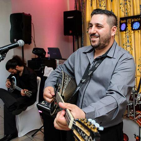 Odessey Greek Band