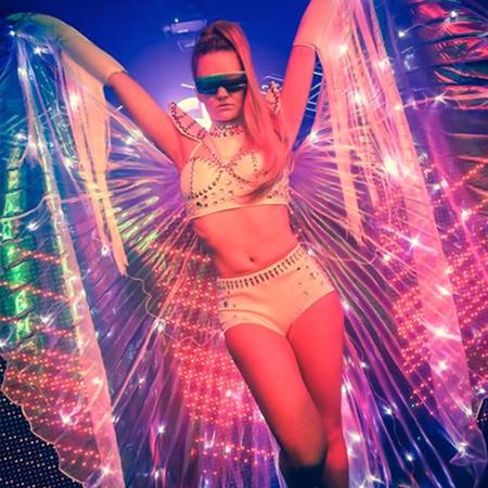 Evolve Entertainment - LED Wings