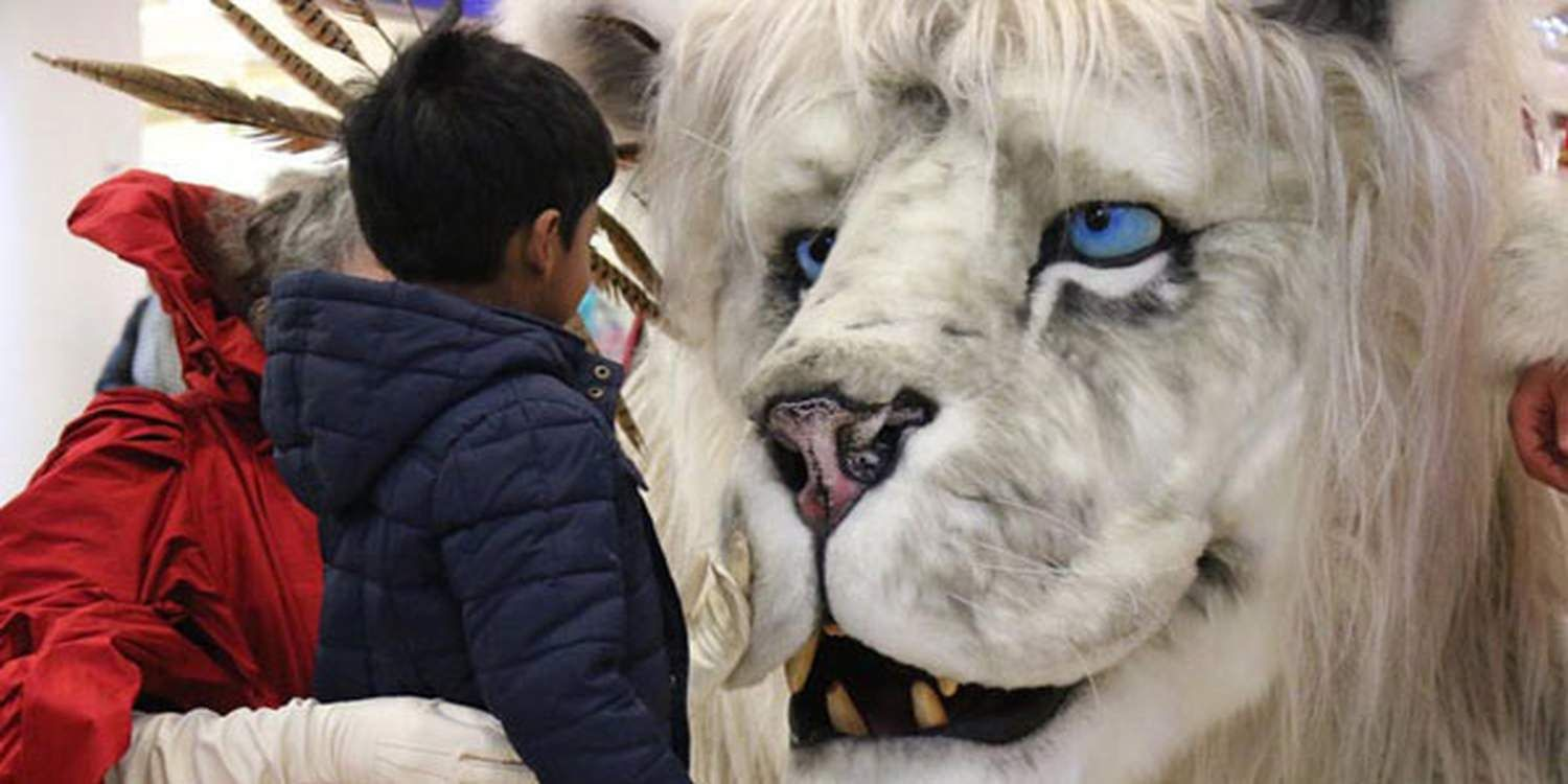Snow Lion Brings Literature Festival To Huddersfield Town FC