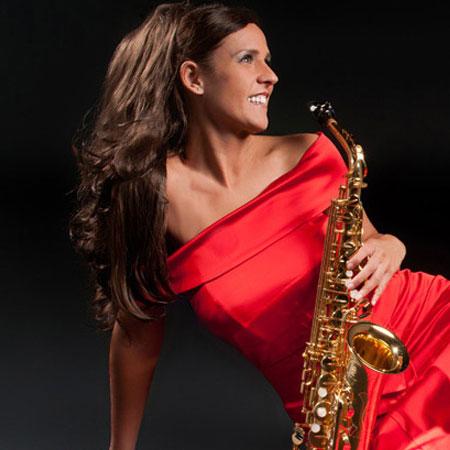 Julia Ledesma - Solo Saxophonist
