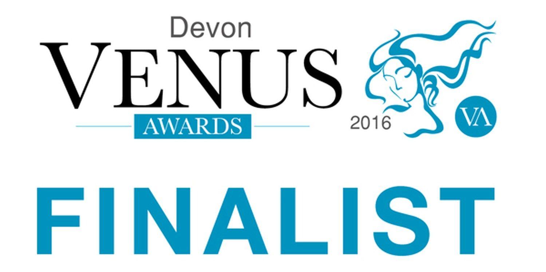 CEO Rebecca Marks Makes The Finals Of The Venus Awards Devon