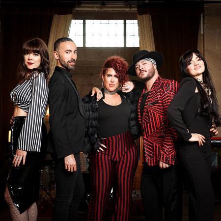La Tour Live - Scalable Party Band