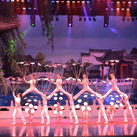 Qibu Culture - Chinese Circus Acts