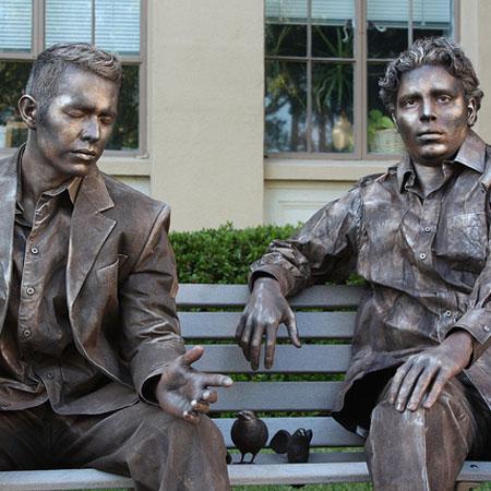 Don McLeod - Living Statues