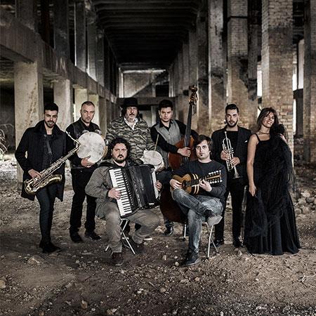 Ragnatela Folk Band