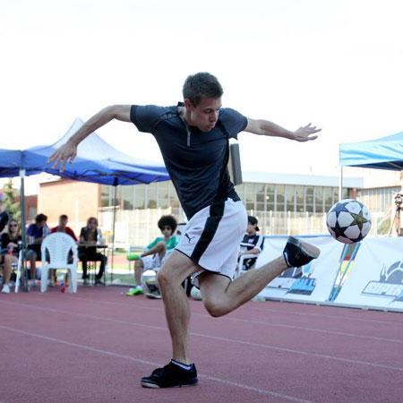 Footbag & Freestyle World Champion Show