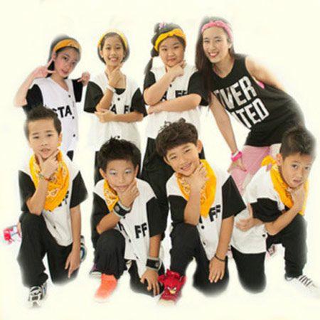 Junior Dance Crew Singapore