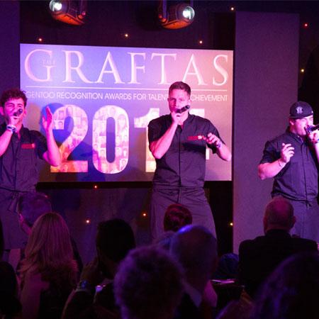 Bloxed Beats - Beatboxing Waiters