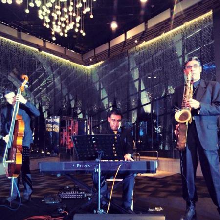 High Notes - Summertimes Hotshots Jazz Quartet