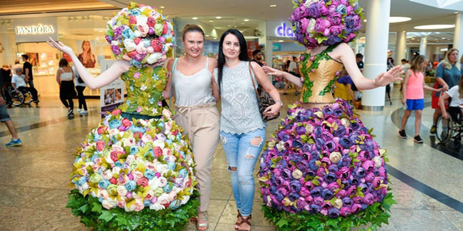 Ladies Shopping Themed Success At Meadowhall