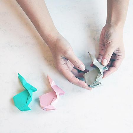 Coco Sato - Virtual Origami Workshop