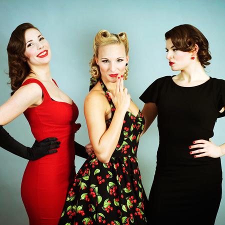 The Petticoats -