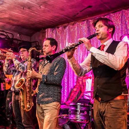 The Sheiks - Jazz Band