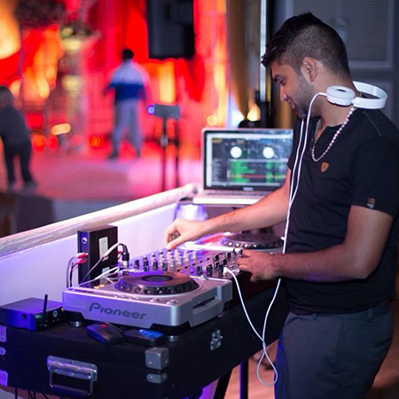 DJ Faraz - Bollywood DJ