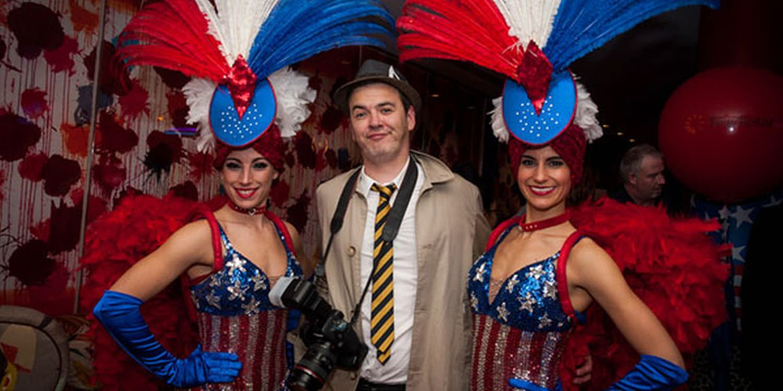 Scarlett Entertainment Brings America To London