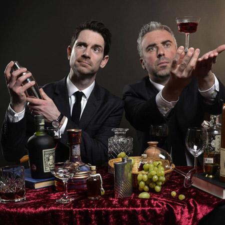 Gag Reflex - The Thinking Drinkers