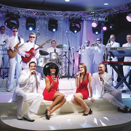 The Pure Showband