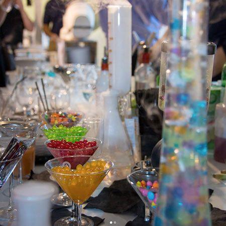 Cocktail Chemistry