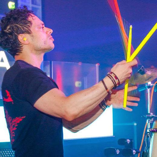 Assaf On Percussion