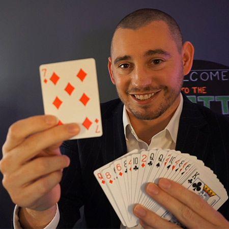 Matt Parro - Virtual Magician
