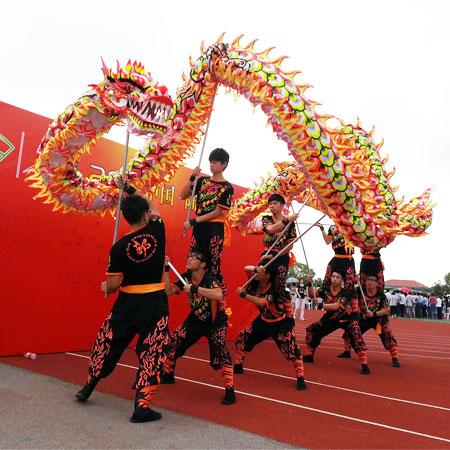 Kwokslion Kung Fu & Dragon Lion Dance Team