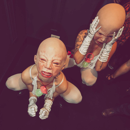 Candi Promotions - Baby Heads
