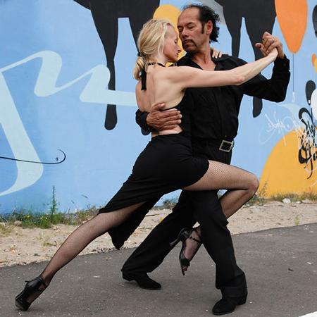 Tango Talks - Tango Duo