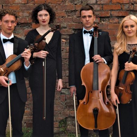 Dahlia Music - String Quartet