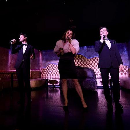 Demodé - Vintage Swing Trio