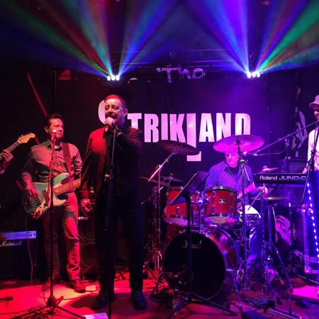 Strikland