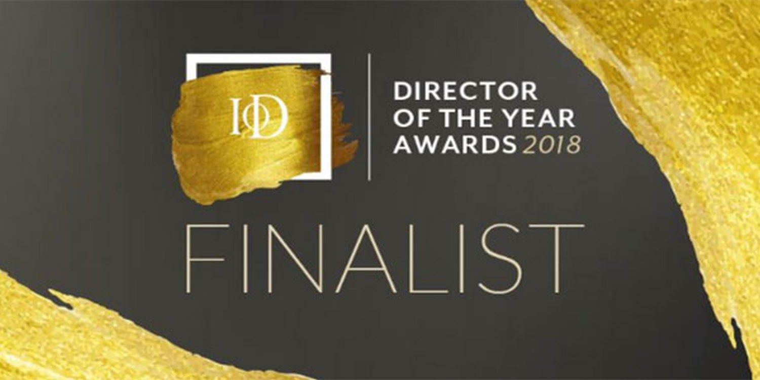 Shortlisted For Director Of The Year UK
