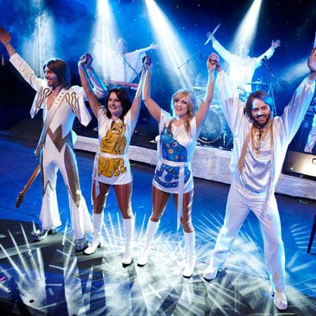 Super Trouper - ABBA Tribute Band (8 piece)