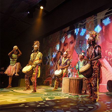African Drumming and Dance Connection