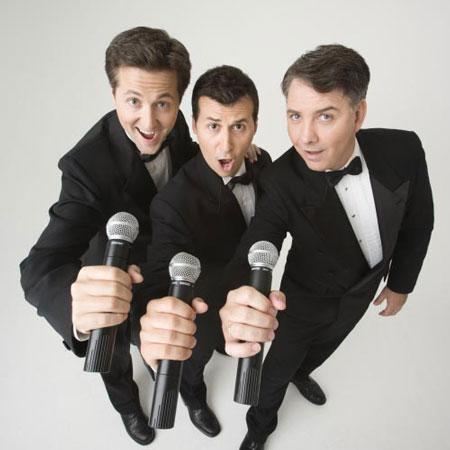 The Three Waiters - USA & Canada