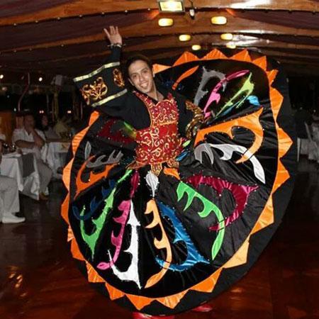 Tanoura Dancer - Martina