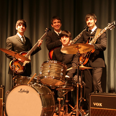 The Vaghi - Beatles Tribute Band