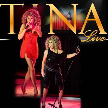 Paula Randell - Tina Turner Tribute