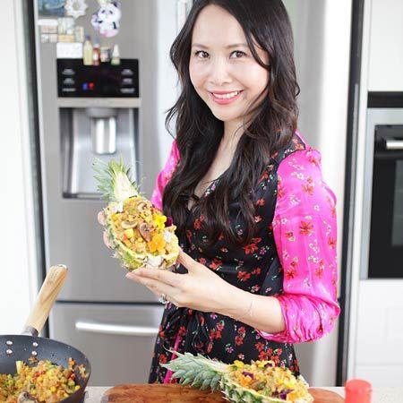 Ching-He Huang - Virtual Asian Cooking