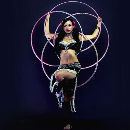 Yanika Beliza - Multi Hoop