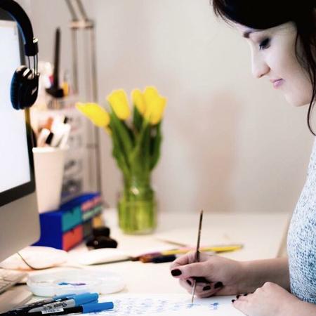 Claudia Books Ink - Artist & Calligrapher