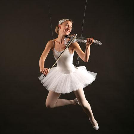 Mirabelle - Aerial Violin