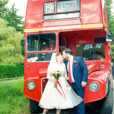 Routemaster Hire - Weddings/Prom/Events Bus Hire