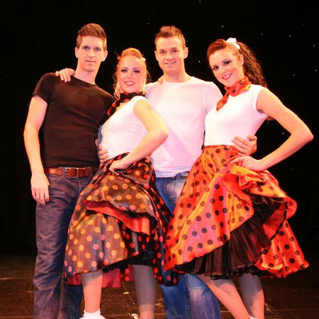 Jive and Rock n Roll Dancers - Ultimate Event Dancers