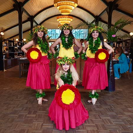 Star Dancer UK - Hawaiian Entertainment