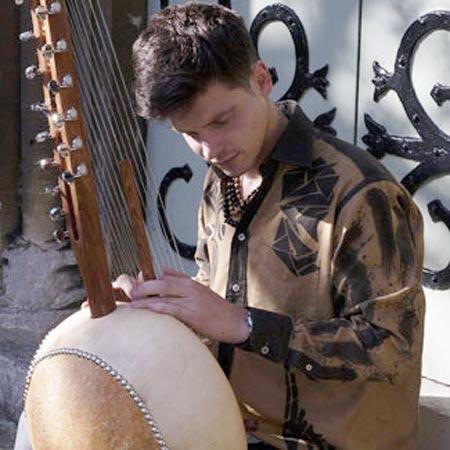 Josh Doughty - Kora Player
